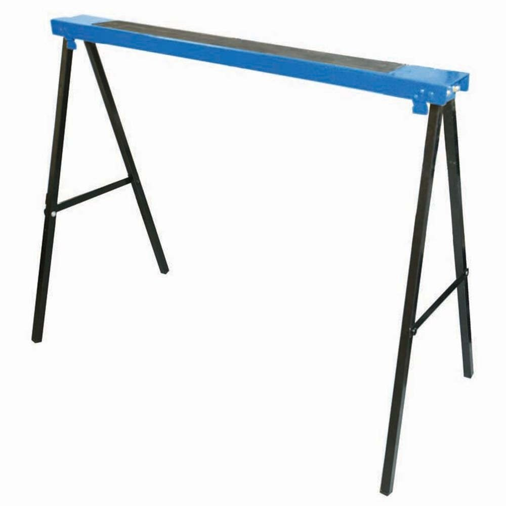 Caballete metalico plegable 2 Und