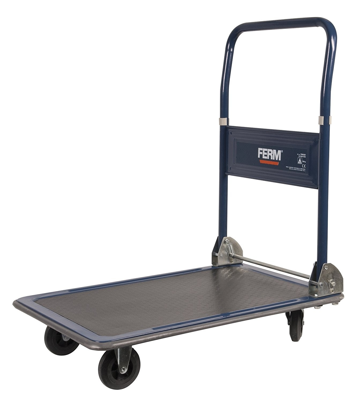 Carrito transportador, peso máximo 150 kg