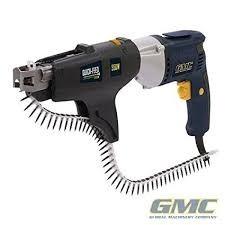 Atornillador automático para pladur Potencia 550 W.