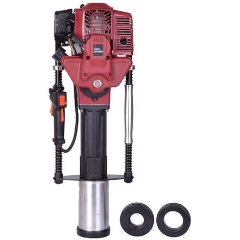 Clavadora de estacas motor de gasolina 52cc