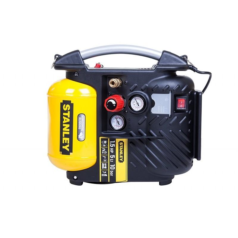 Compresor de aire mini, portatil 1.5HP 180 l/m 10 bar
