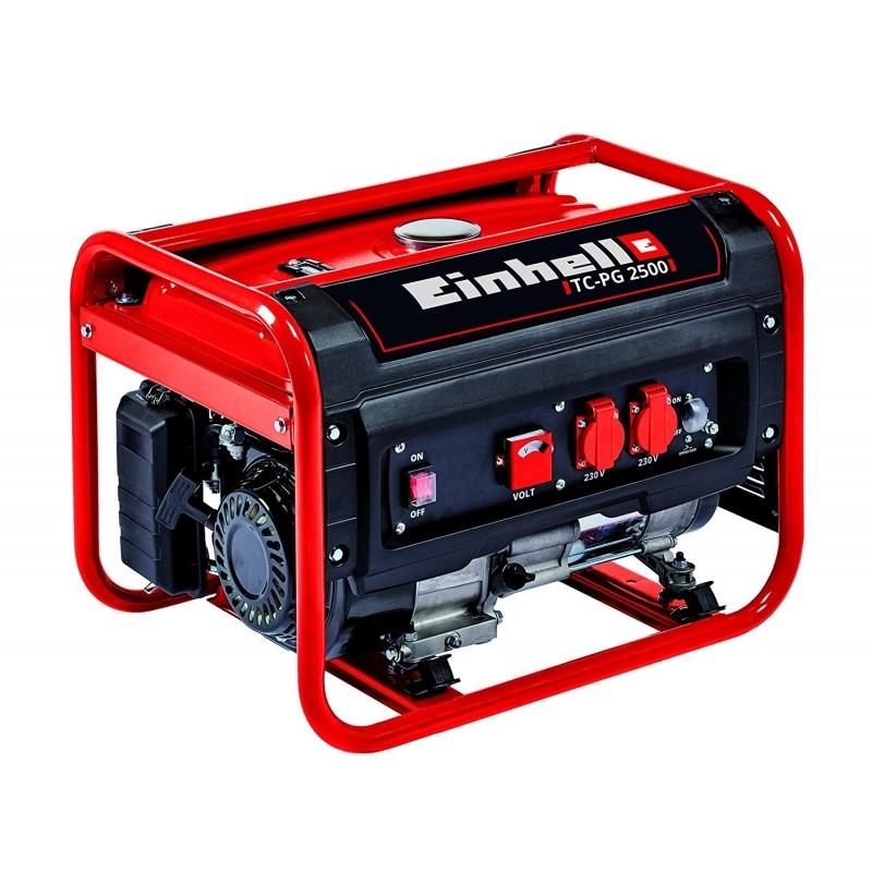 Generador Eléctrico (de Gasolina) , 2400 W