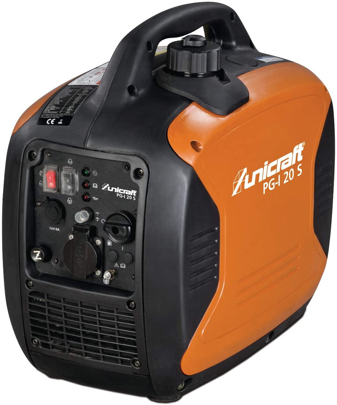 Generador INVERTER (Gas 4T)  2 KW