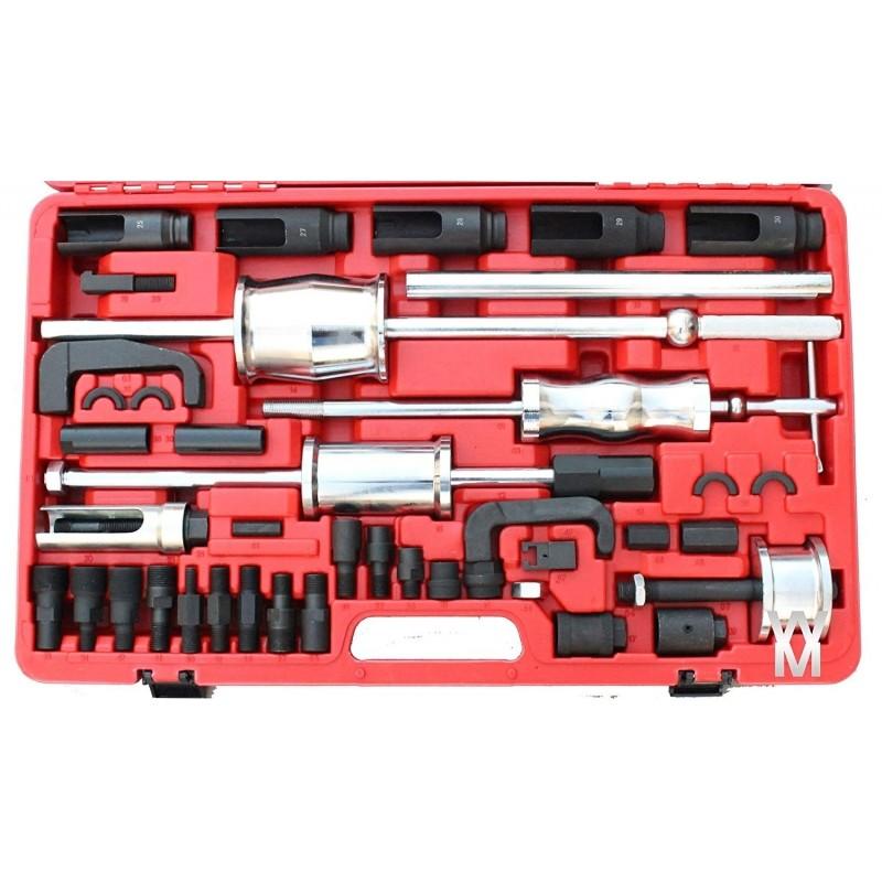 Kit de extractores de inyectores diesel