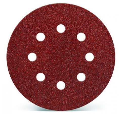 Disco lija velcro Grano 220 diametro 225mm