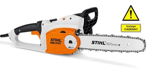 Motosierra Eléctrica Stihl 1.8KW.