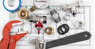 Asistente de selección de herramientas para los principales trabajos de fontanería.