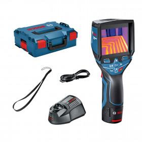 Detector cámara térmica y humedad.
