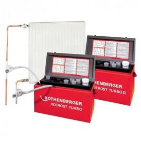 Congelador tubería  Rothenberger