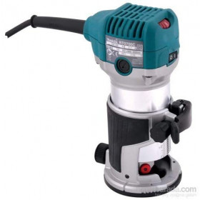 Fresadora, profundidad regulable MAKITA