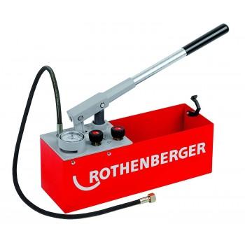 Bomba de presión manual hasta 60 bar