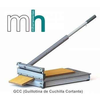 Alquilar guillotina suelo vinílico laminado