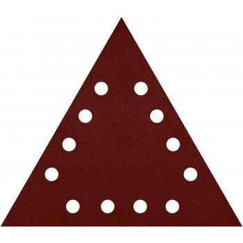 Lija velcro Grano GRUESO triangular 285