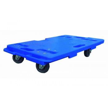 Plataformas base con ruedas (Pack de 4Und)