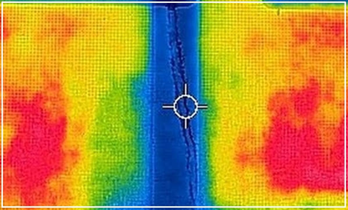localizar fugas en pisicinas con camara termografica
